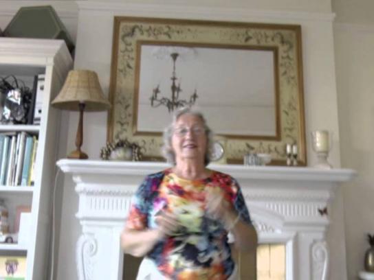 Hudl Film Ad -  Grandma dancing