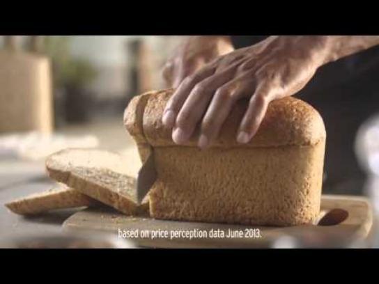 Sainsbury's Film Ad -  Fishfinger Sandwich