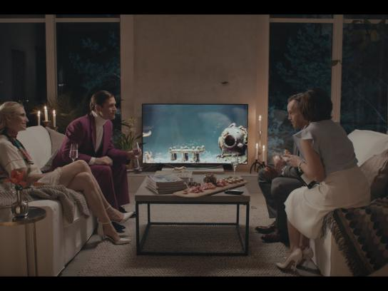 LG Digital Ad -  The science behind - Aquarium