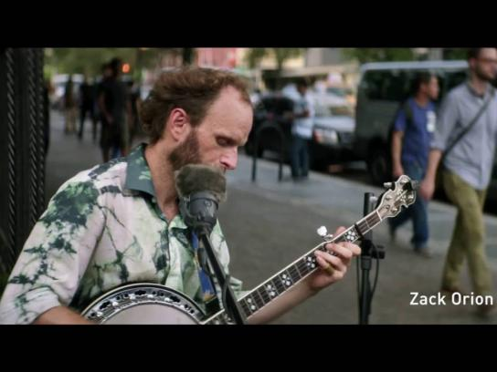 JetBlue Direct Ad - Let music move you