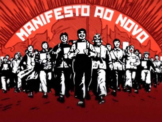 Única Digital Ad -  Manifesto to the New