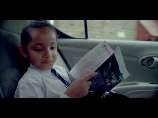 Uber Film Ad - Move forward