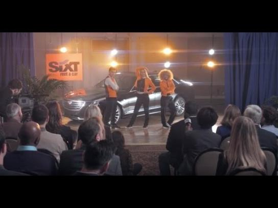 Sixt Film Ad - The rent is too damn high