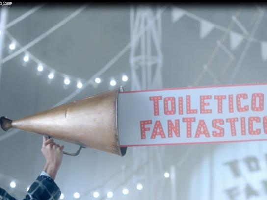 Super-Pharm Film Ad - Toiletico Fantastico