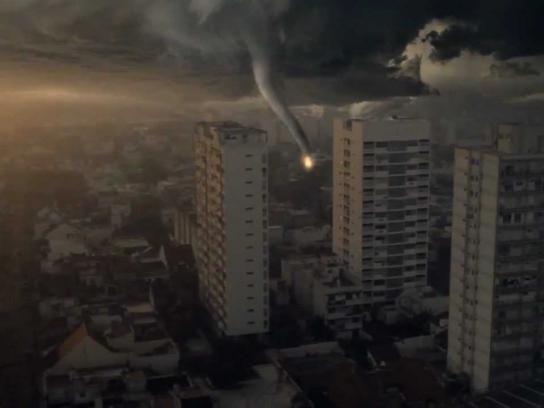 Burn Film Ad -  Never Extinguish