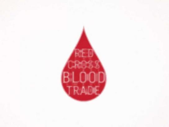 Red Cross Digital Ad -  Blood Trade