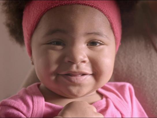Huggies Content Ad - The World's First Marathon for Babies