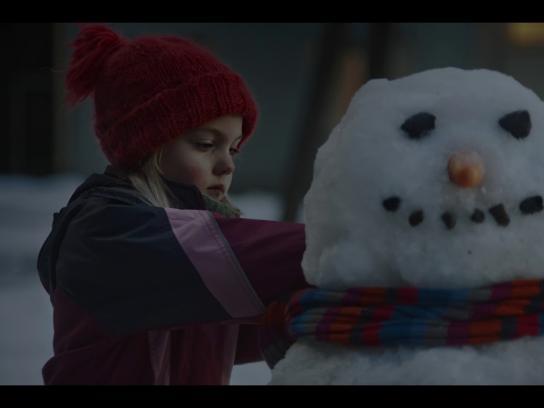Salvation Army Film Ad - Dinnertime