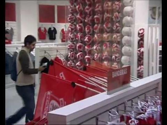 Coca-Cola Ambient Ad -  Rivalry Wallet