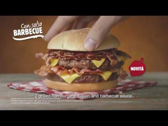 Burger King Film Ad - Bacon King BBQ