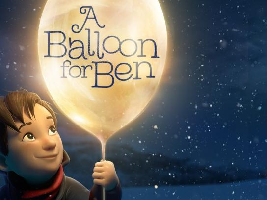 Cineplex Film Ad - A Balloon for Ben