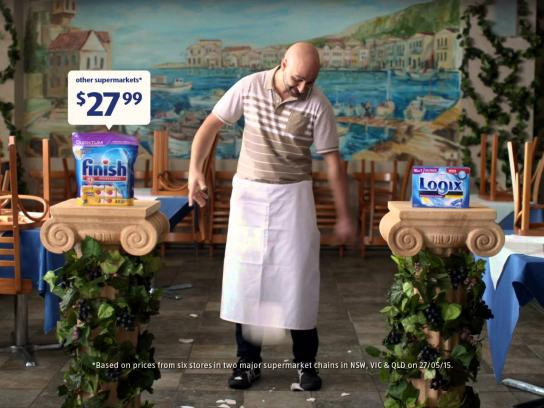 ALDI Film Ad -  Greek
