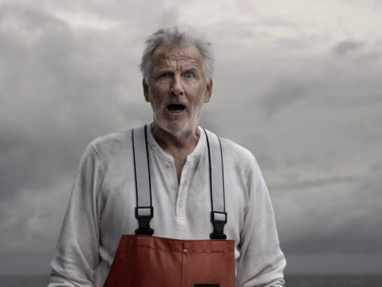Fisherman's Friend Film Ad - Long Lost Brothers