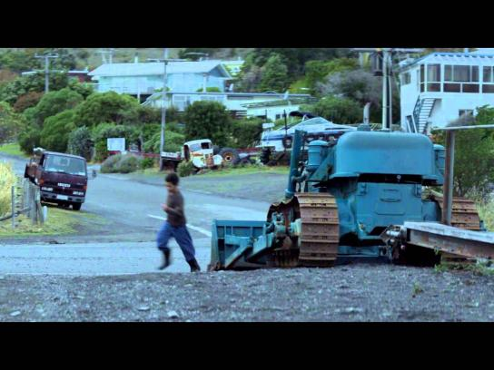 Lotto New Zealand Film Ad -  Pop's gift