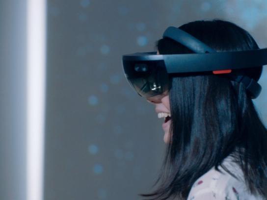 Microsoft Digital Ad - Change the Odds