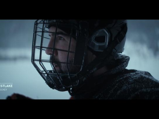 Canadian Paralympic Committee Film Ad - #GreatnessIsRare Para Ice Hockey with Greg Westlake