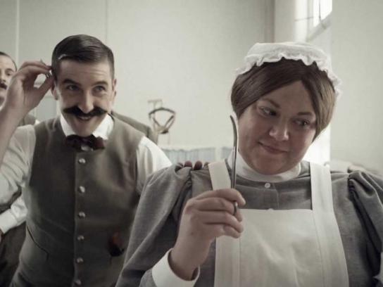 Trade Me Jobs Film Ad -  Family Names