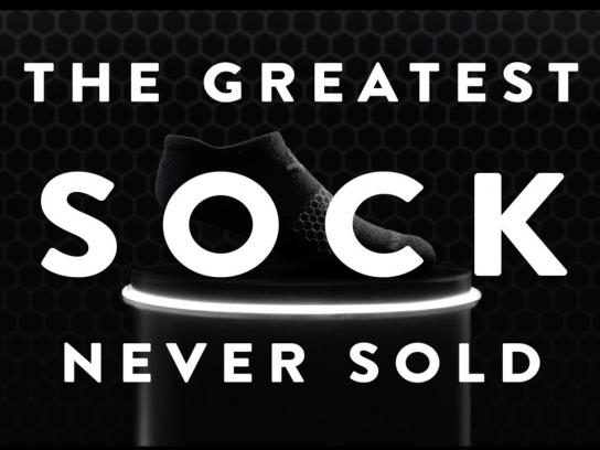 Bombas Film Ad - The Greatest Sock Never Sold