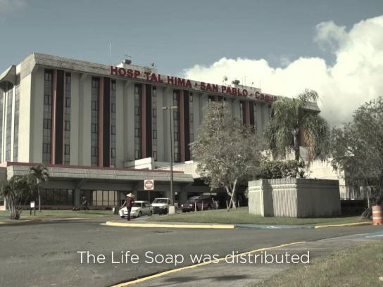 HIMA San Pablo Direct Ad - The life soap