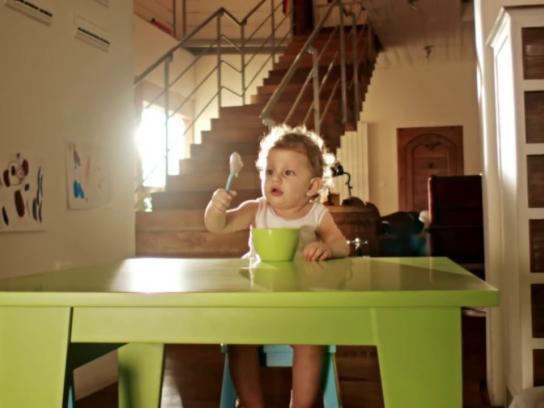 Johnson's Baby Film Ad -