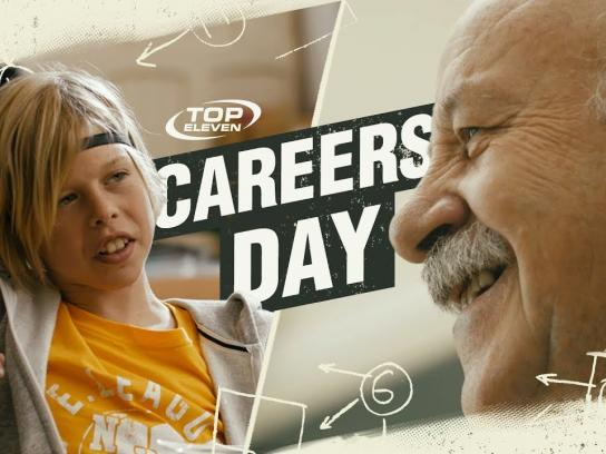 Top Eleven Film Ad - Careers Day feat. Vicente del Bosque