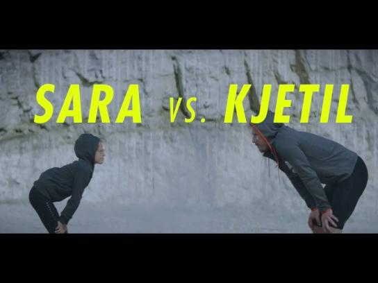 Tine Dairy Digital Ad - Kjetil vs Sara