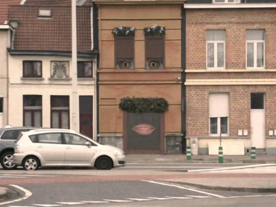 AXA Outdoor Ad -  The Weeping House