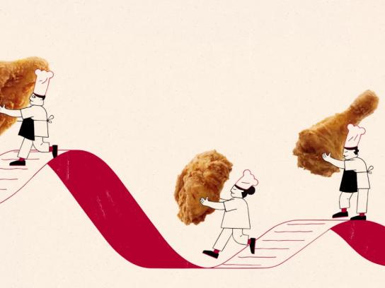 KFC Film Ad - The story of why KFC's so Finger Lickin' Good