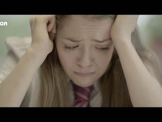 Plan UK Film Ad -  What do girls really learn at school?