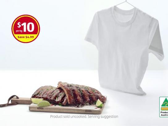 ALDI Film Ad - Pork Ribs