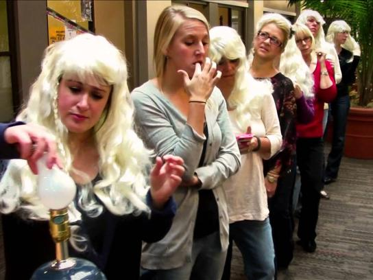 Cleveland Comedy Festival Film Ad -  Blondes