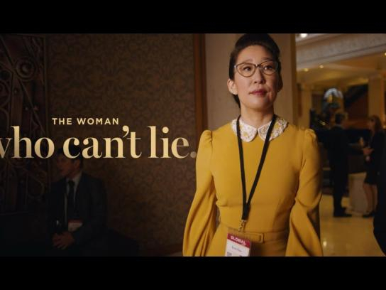 REEL Canada Film Ad - The Woman Who Can't Lie