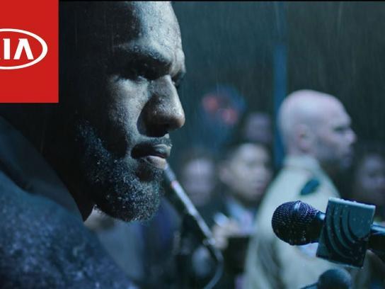 KIA Film Ad - Rain
