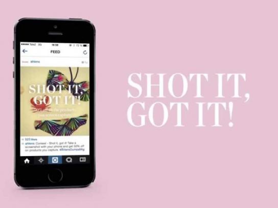 Ahlens Digital Ad -  Shot it, got it