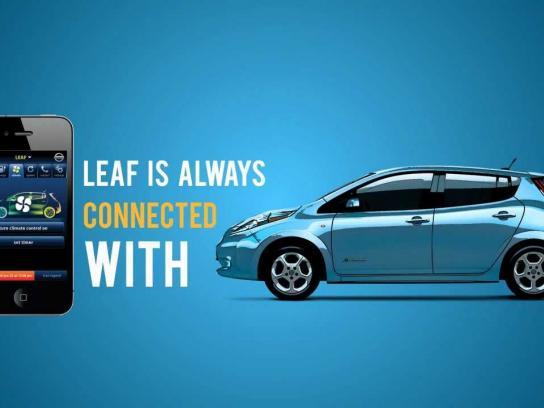 Nissan Digital Ad -  Social media