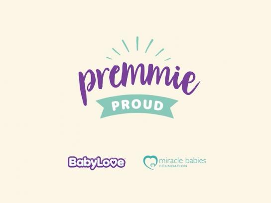 BabyLove Digital Ad - Premmie proud