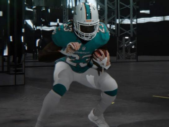 NFL Film Ad - Unpredictability