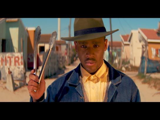 Aromat Film Ad - The Lone Ranger