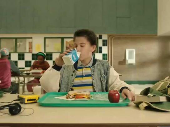 Strategic Milk Alliance Film Ad -  Lunch