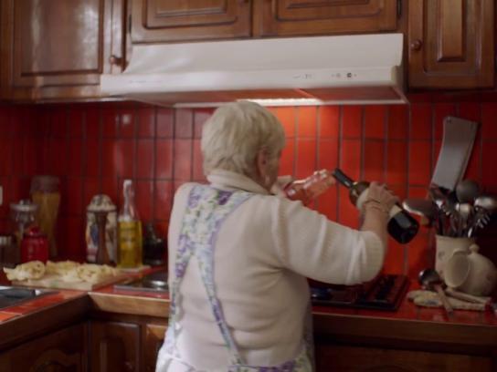 Leggo's Film Ad - Nonna Dancing
