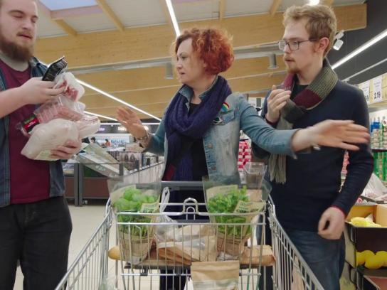 Lidl Content Ad - The O'Connors