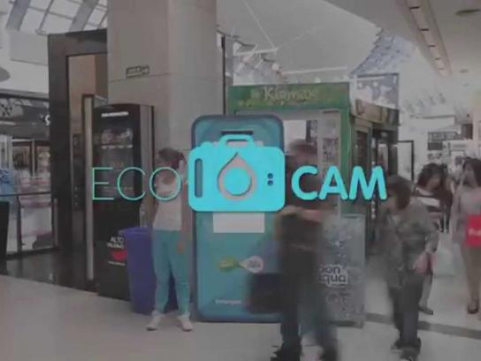 Bonaqua Ambient Ad -  Eco-Cam