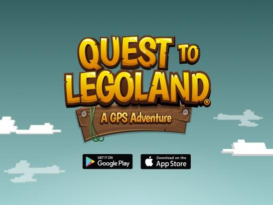 Legoland Digital Ad - A GPS adventure