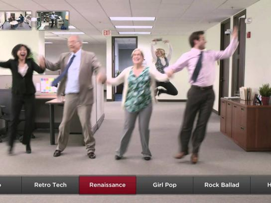 The Hartford Digital Ad -  Office Dance