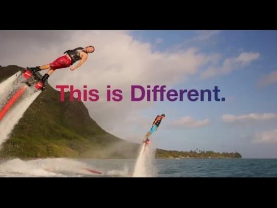 Alaska Airlines Film Ad - Different works