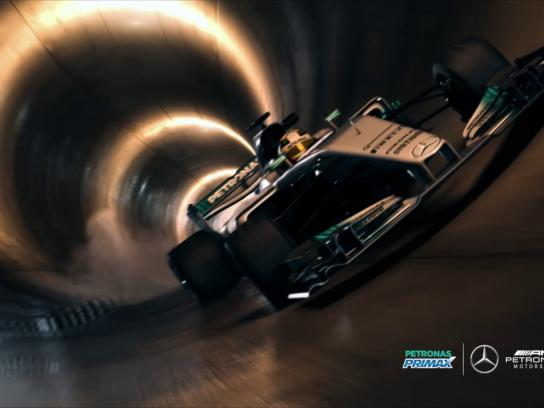 Engen Petroleum Film Ad - Put a Little F1 in Your Tank