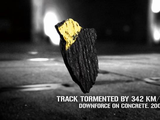 Lamborghini Film Ad -  The art of speed