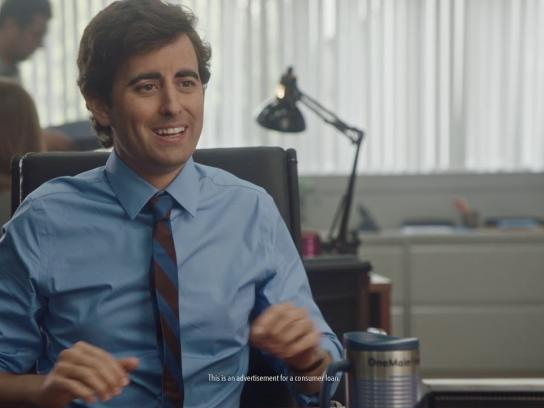 One Main Financial Film Ad - Lou Cardoso