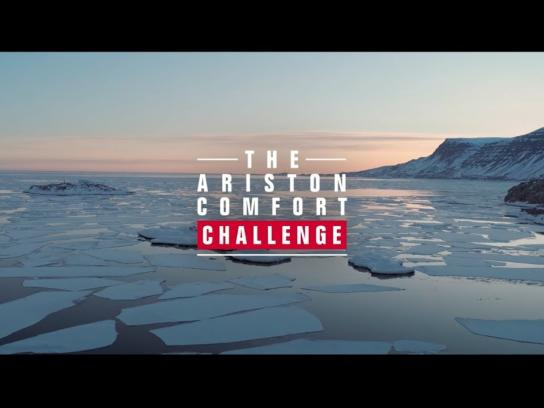 Ariston Thermo Integrated Ad - The Ariston Comfort Challenge