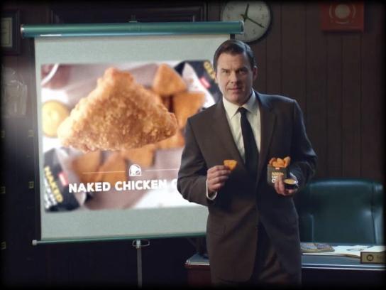 Taco Bell Film Ad - Alert